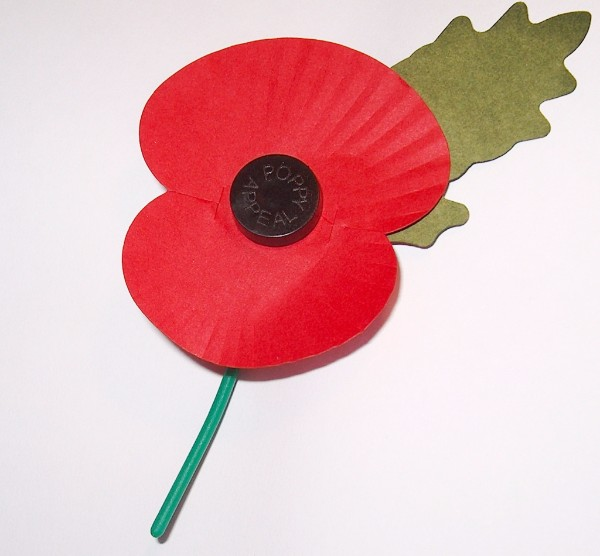 Fantastic turn out at Sunday's Act of Remembrance service